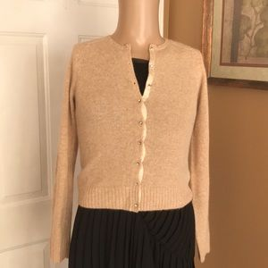 J crew blended sweater